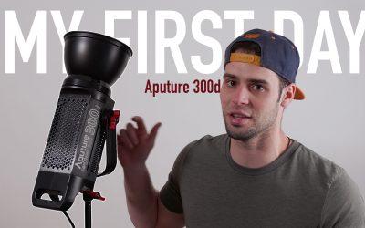 Aputure 300D