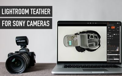 Lightroom Tether for Sony Cameras